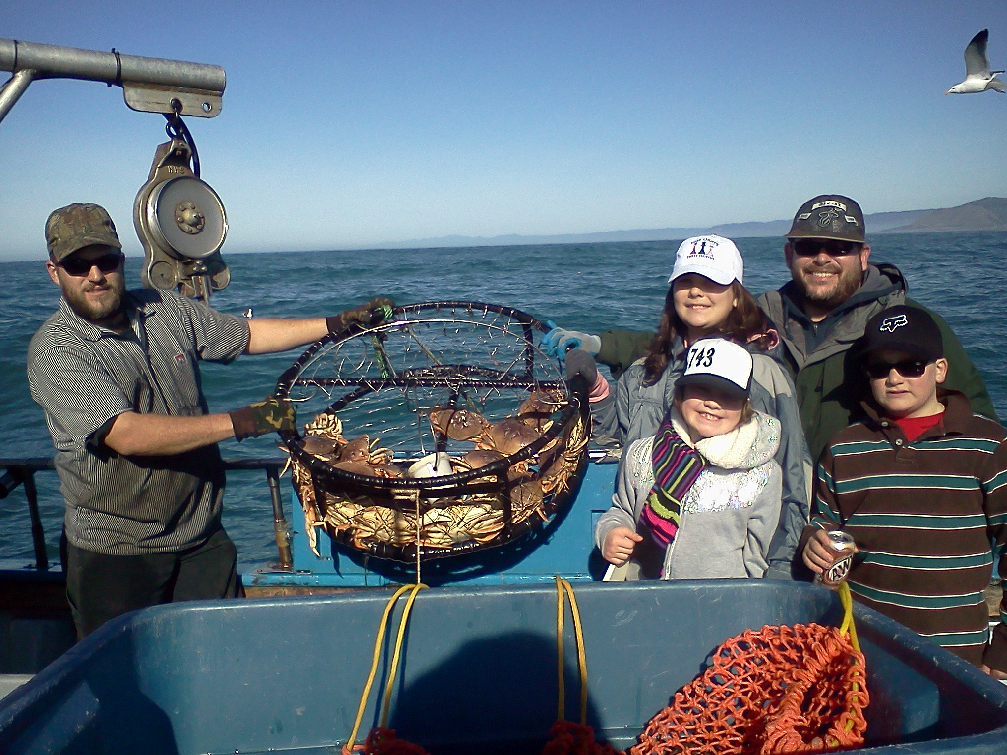 0125111121 telstar charters for Fort bragg fishing charters